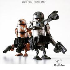 ThreeA 3A TOYS GO Sandcrab Bertie World War Robot WWR World of BERTIE MK2 WAVE 1