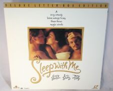 Laserdisc {k} * Sleep With Me * Craig Sheffer Eric Stoltz Meg Tilly Letter-Box