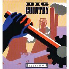 "Big Country - Steeltown (ITA 1984 Mercury 822 831-1) LP 12""."
