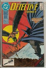 DC Comics Batman In Detective #595 December 1988 Invasion Giant Size VF