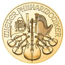 Österreich 10 Euro 2020 - Wiener Philharmoniker - Anlagemünze - 1/10 Oz Gold ST