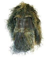 Military Ghillie Hat SMALL Boonie Sniper Hunting Jacket Woodland Army Airsoft