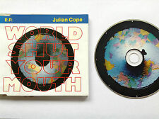 JULIAN COPE - WORLD SHUT YOUR MOUTH CD QUALITY CHECKED & FAST FREE P&P