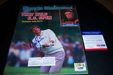 ANDY NORTH CHAMP PSA/DNA SIGNED SPORTS ILLUSTRATED