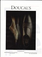 DOUCAL'S Pub de Magazine Magazine advertisement.2012. paper