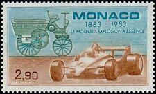 """MONACO N° 1371 """"AUTOMOBILE MODERNE, VOITURES DELAMARRE-DEBOUTEVILLE""""NEUF xxTTB"""