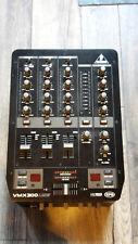 Behringer Pro Mixer VMX300 USB DJ Mischpult Mixer