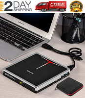 External DVD Drive 5 in 1 USB 3.0/Type-C Portable CD/DVD+/-RW Burner Player C...