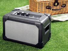 Bluetooth Stereo Vintage Look Speaker 2x 10W