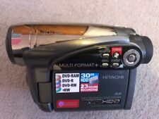 Hitachi DVD Video Camera Recorder DZ-HS500E