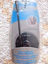 Dynex pc desktop microphone