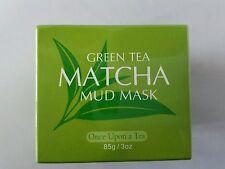 Best Green Tea Matcha Mud Mask Anti Aging Lightening 100% All Natural  3 fl.oz