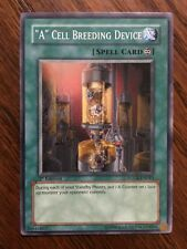 """A"" Cell Breeding Device FOTB-EN043 YuGiOh! FORCE OF THE BREAKER 1st Ed NEW x1"