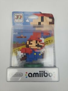 30th Anniversary Series Mario Modern Color amiibo 8-bit Nintendo Switch
