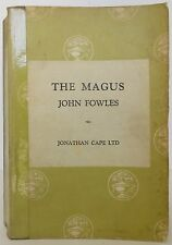 JOHN FOWLES The Magus UNCORRECTED PROOF