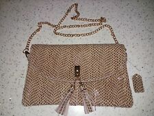Marisa Leather Bag Animal Print