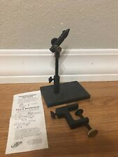 Griffin Enterprises Table Top Fly Tying Vise  Fishing Holder Clamp 2 Bases