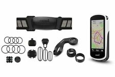 Garmin Edge 1030 Bicycle Computer Bundle Heart Rate Monitor Cadence Speed Sensor