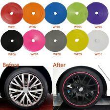 Wheel Rims Protector For Mazda RX-7 RX-8 MX-5 Miata CX-5 2 3 5 6 Axela Atenza