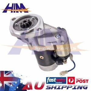 Starter Motor for Holden Jackaroo 4JB1-T 2.8L 4JG1 4JG2 4JX1 4JX1T 3.0L Diesel