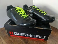 New Men's Size 12 - Louis Garneau - L.A. 84 Cycling Shoes - Black