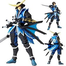 Revoltech Mini RM-004 Sengoku Basara Masamune Date action figure Kaiyodo