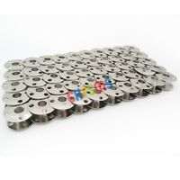 Top Quality Metal Class 66 Sewing Machine Bobbins #172222 (50PCS)-fit for Singer
