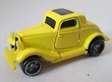 1979 Hot Wheels Mini Formula Racers '33 '34 Ford 3-Window Hot Rod Car #16644