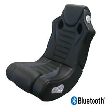 Soundsessel Speedy Bluetooth Gaming Chair Soundchair Multimediasessel schwarz