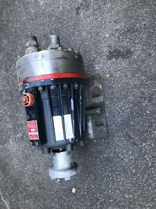 WANNER HYDRA-CELL H25SFCGHHECA CAST IRON PUMP, #137171 USED