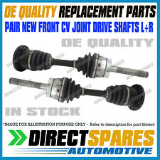 Nissan Navara D22 PETROL DIESEL 4WD 2/97-08 CV Joint Drive Shafts LEFT + RIGHT