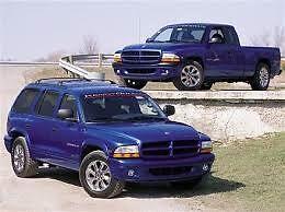 Dodge dakota durango parts