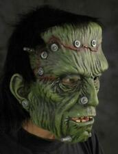 Frankenstein Mask Monster Glued Screwed Scary Halloween Costume Party M1007
