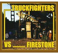 Truckfighters vs. Fi - Fuzzsplit Of The Century [New Vinyl LP] Brown, Colo