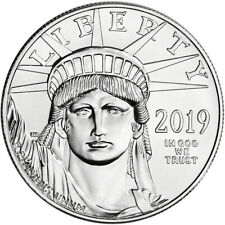 2019 American Platinum Eagle 1 oz $100 - BU