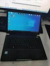 Toshiba Portege X30-E-11U , i7 8th , 32G DDR4, 1TB Samsung NVMe , LTe 4G