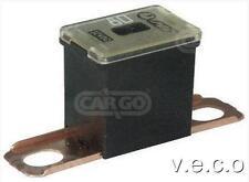 DURITE TYPE 0-379-68 MALE 283 JAPANESE PAL SLOW BLOW FUSE 80 AMP BLACK 191976