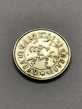 1942-S Netherlands/East Indies 1/10 Gulden Silver BU #9313
