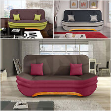 schlafsofas mit bettkasten ebay. Black Bedroom Furniture Sets. Home Design Ideas