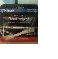 PREMIER FLEXIBRIGHT FLEXIBLE CONNECTOR XMAS LIGHTS EXTENSION