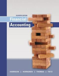 Financial Accounting 11th Edition, *USED* $SAVE!!! Good Condition