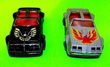VTG Matchbox LESNEY Superfast 2 Pontiac TRANS AM '79 Made in MACAU 1 Black Gray