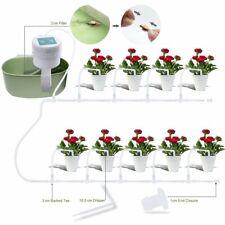 Kit Irrigazione a Goccia Giardino Sistema Automatico 10M Hose 33pz Accessories