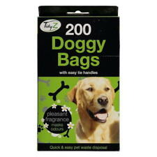 Bolsas de doggy perfumadas Pet Pooper Scooper Bolsa Caca de Perro Gato Poo residuos Inodoro Premium
