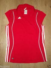 Abbigliamento sportivo da donna rosso in nylon