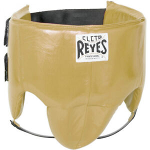 Cleto Reyes Kidney and Foul Padded Protective Cup - Solid Gold
