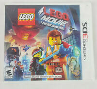 Nintendo 3DS The LEGO Movie Videogame With Case and Manual Clean and Tested