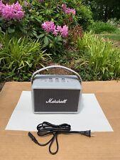 Marshall Kilburn II Portable Bluetooth Speaker White