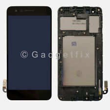 For T-Mobile LG Aristo 2 Plus X212TAL Display LCD Touch Screen Digitizer + Frame