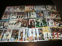 Huge Lot of (50) Mario Lemieux Hockey Cards Penguins